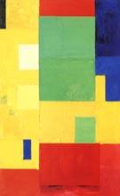 Combinable Wall I 1961 - Hans Hofmann