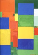 Combinable Wall II 1961 - Hans Hofmann