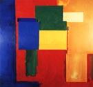 To Miz Pax Vobiscum 1964 - Hans Hofmann