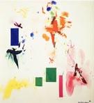 Joy Sparks of the Gods II 1965 - Hans Hofmann