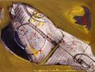 The Flight 1946 - Hans Hofmann