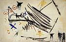 White Expansion 1954 - Hans Hofmann