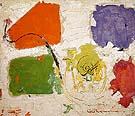 Black Spiral 1954 - Hans Hofmann