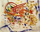 Laburnum 1954 - Hans Hofmann