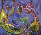 Dawn Verso 1942 - Hans Hofmann
