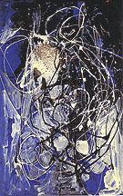 The Wind 1942 - Hans Hofmann