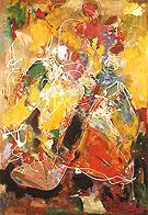 Fantasia 1943 - Hans Hofmann