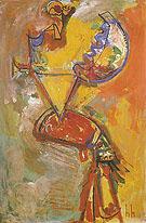 Idolatress I 1944 - Hans Hofmann