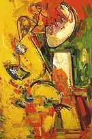 Idolatric 1944 - Hans Hofmann