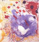Cataclysm Homage to Howard Putze 1945 - Hans Hofmann