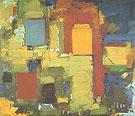 Yellow Burst 1956 - Hans Hofmann