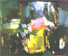Jardin Amour 1959 - Hans Hofmann