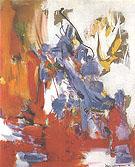 Wild Vine 1961 - Hans Hofmann