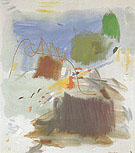 Spring Bells 1962 - Hans Hofmann