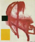 The Leap 1962 - Hans Hofmann