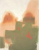 Red Parable 1946 - Hans Hofmann