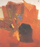 Evening Red 1965 - Hans Hofmann