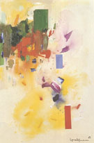 The Castle 1965 - Hans Hofmann