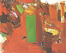 Golden Glow 1963 - Hans Hofmann