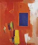 Majestic Blue 1965 - Hans Hofmann