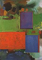 Rhapsody 1965 - Hans Hofmann