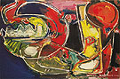 Apparition 1949 - Hans Hofmann