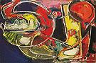 Apparition 1949 - Hans Hofmann