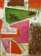 Push and Pull II 1950 - Hans Hofmann