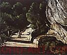 Landscape c1870 - Paul Cezanne