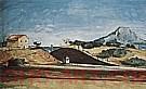 The Cutting c1867 - Paul Cezanne