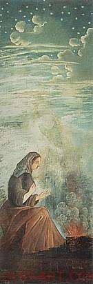 Winter c1860 - Paul Cezanne
