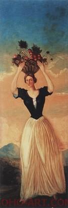 Autumn c1860 - Paul Cezanne