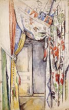 Curtain 1885 - Paul Cezanne