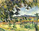 Le Pilon du Roi c1887 - Paul Cezanne