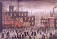 Our Town - L-S-Lowry