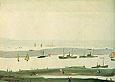 The Estuary 1956 - L-S-Lowry