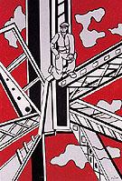Construction Workers 1951 - Fernand Leger