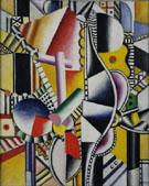 Propellers 1918 - Fernand Leger