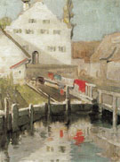 Indersdorf 1904 - Franz Marc