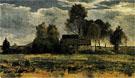 Cottages on the Dachau Marsh 1902 - Franz Marc