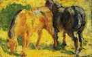 Small Horse Picture 1909 - Franz Marc