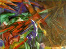 Fate of the Animals - Franz Marc
