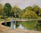 Central Park 1892 - Childe Hassam