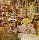The Room of Flowers 1894 - Childe Hassam