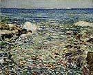Surf Isles of Shoals 1913 - Childe Hassam