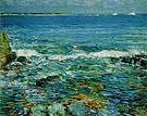 Duck Island From Appledore 1911 - Childe Hassam