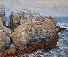 Sylphs Rock Appledore 1907 - Childe Hassam