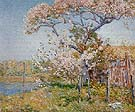 Apple Trees in Bloom Old Lyme 1904 - Childe Hassam