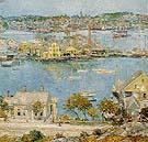 Gloucester Harbor 1899 - Childe Hassam