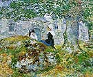 In Brittany 1897 - Childe Hassam